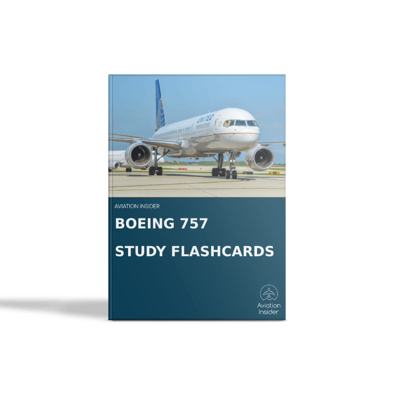 757 Study Flashcards
