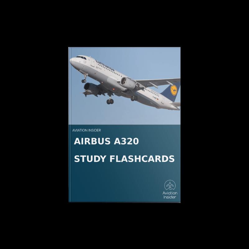 a320 Study Flashcards
