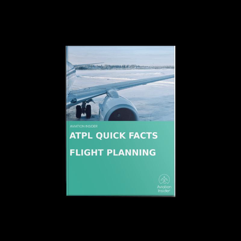 Flight Planning - Quick Facts