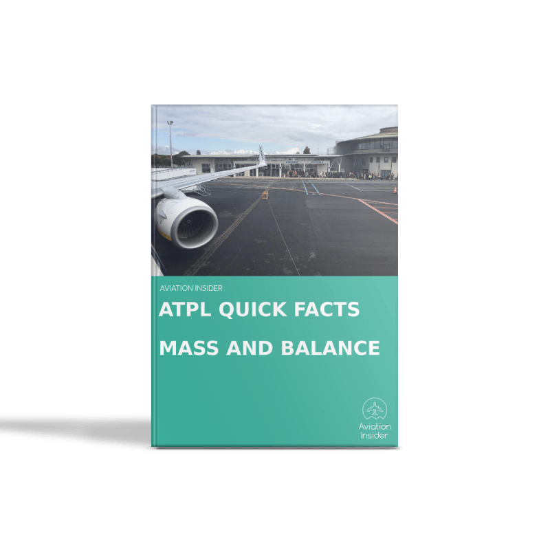 Mass and Balance - Quick Facts