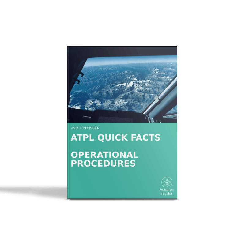 Operational Procedures - Quick Facts