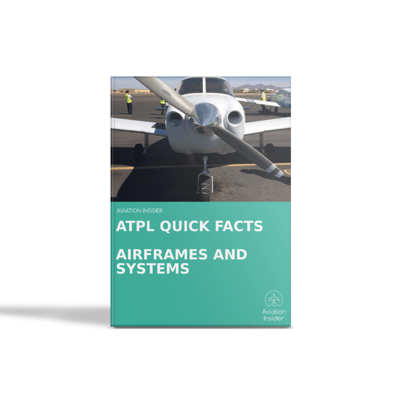 Airframes and Systems - Quick Facts