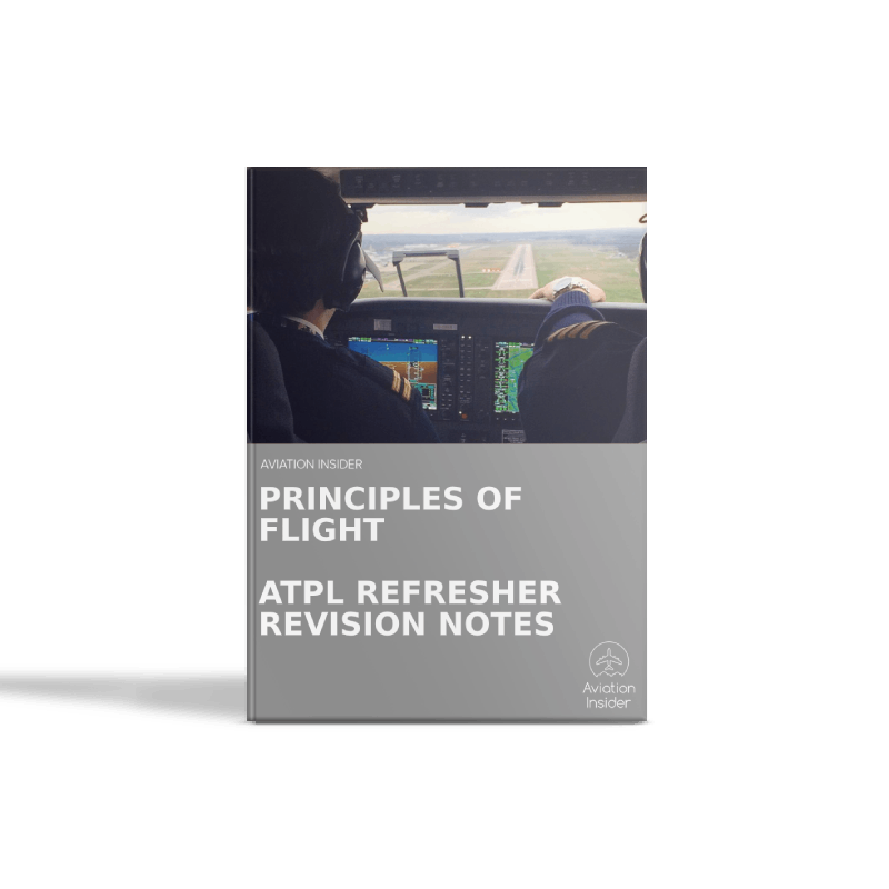 Principles of Flight - Refresher Revision Notes