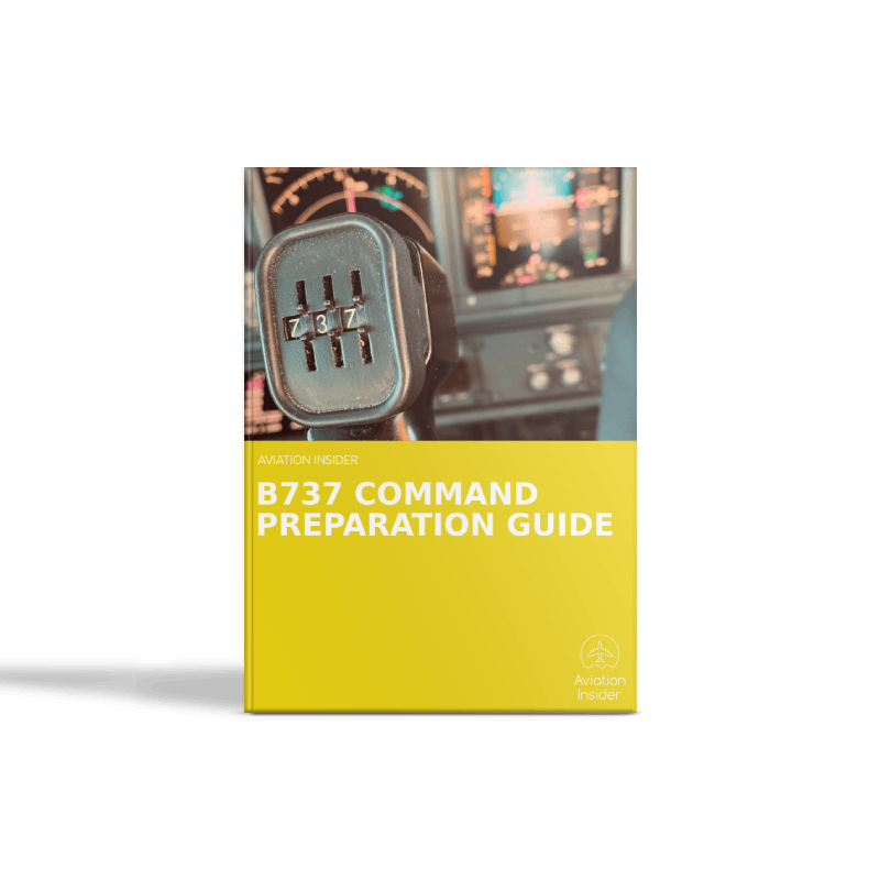 Boeing 737 Command Preparation guide