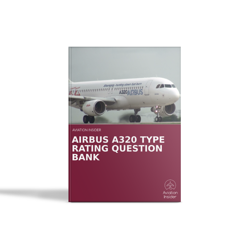 Airbus a320 Type Rating Question Bank