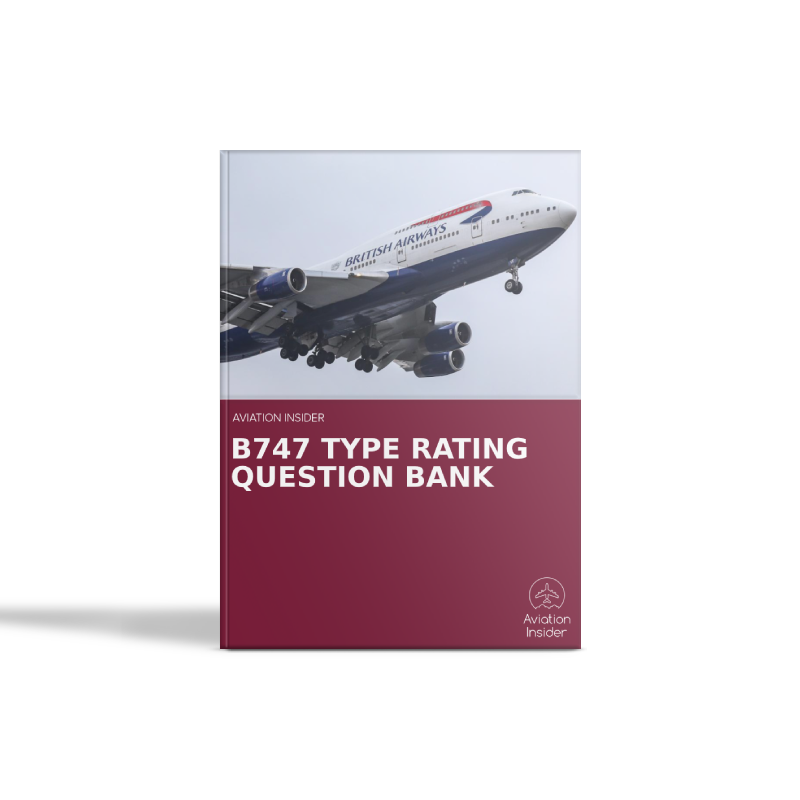Boeing 747 Type Rating Question Bank