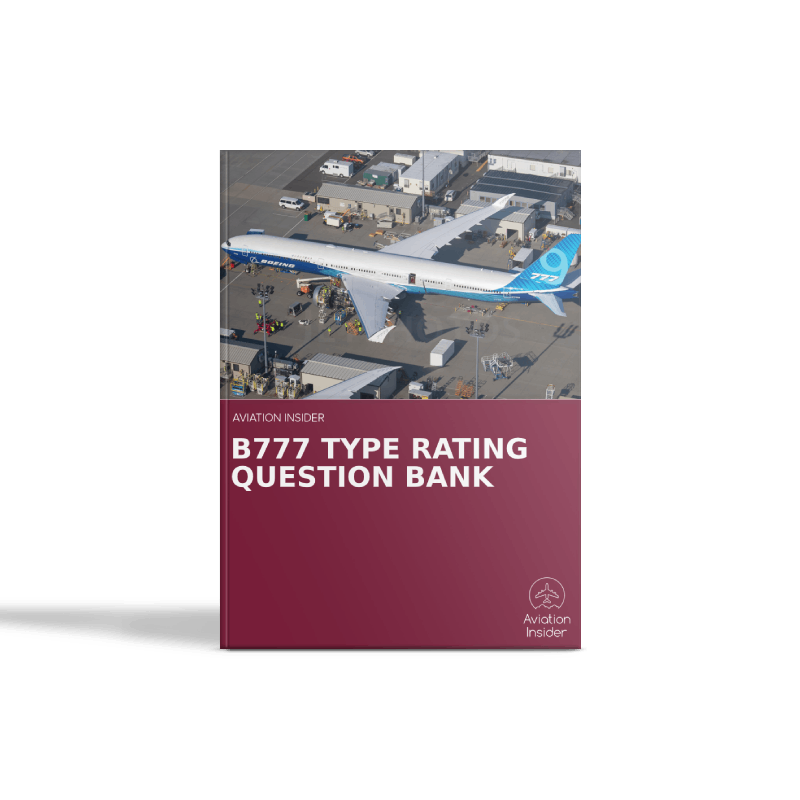 Boeing 777 Type Rating Question Bank