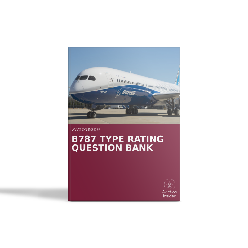 Boeing 787 Type Rating Question Bank