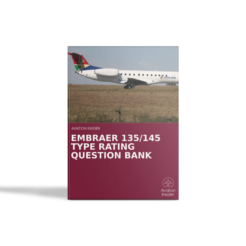Embraer 135/145 Type Rating Question Bank
