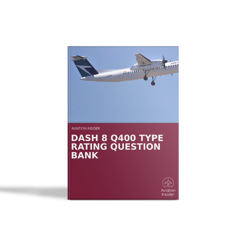 DCH8 Q400 Type Rating Question Bank