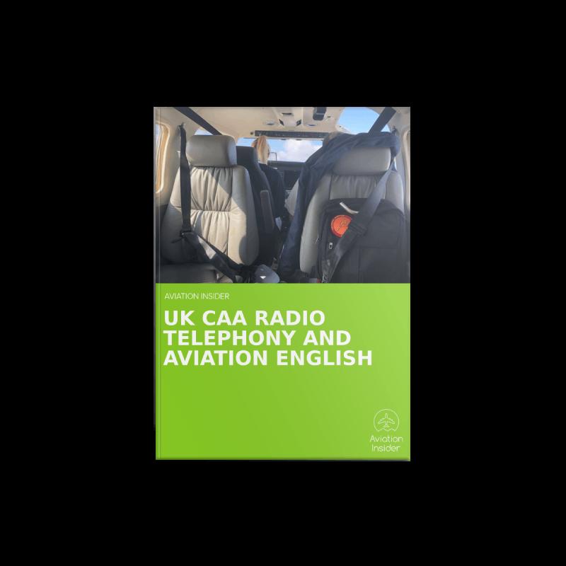 UK CAA Radio Telephony and Aviation English Study Guide
