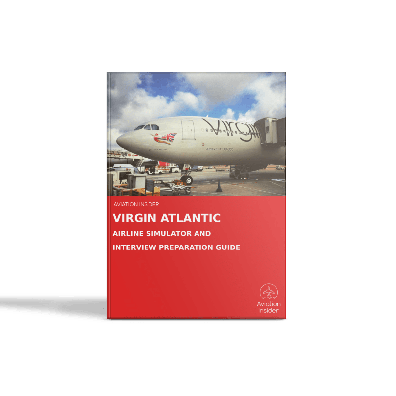 Virgin Atlantic Interview and Simulator preparation guide