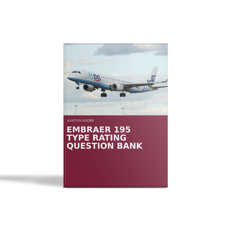 Embraer 195 Type Rating Question Bank