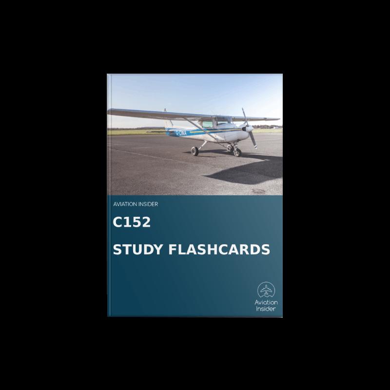Cessna 152 Study Flashcards