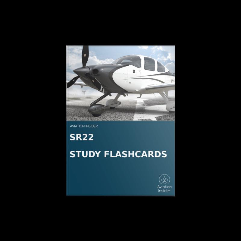 SR22 G5 Study Flashcards