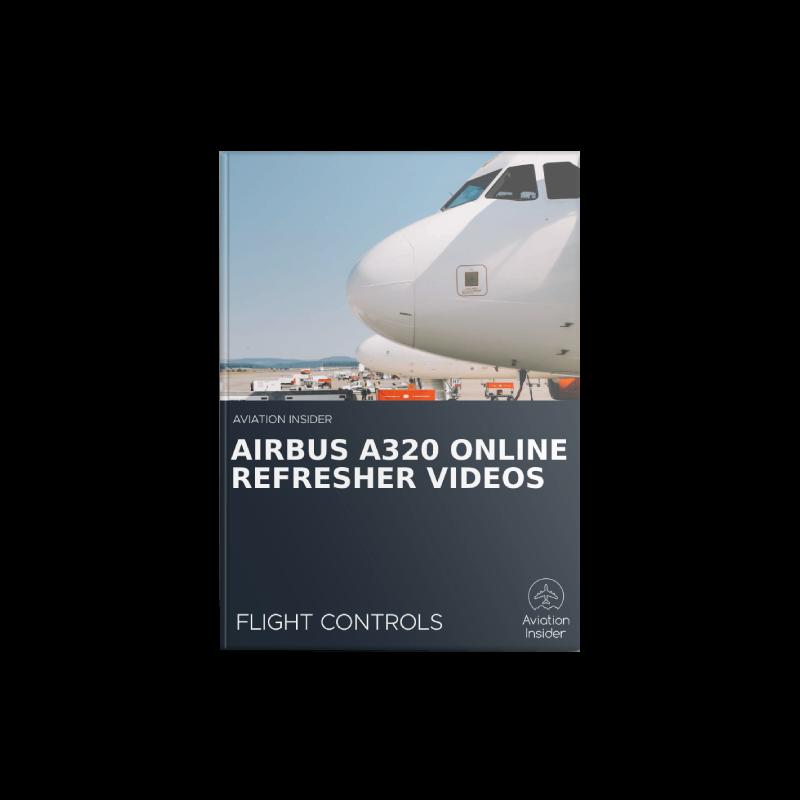 A320 - Flight Controls - Online Video