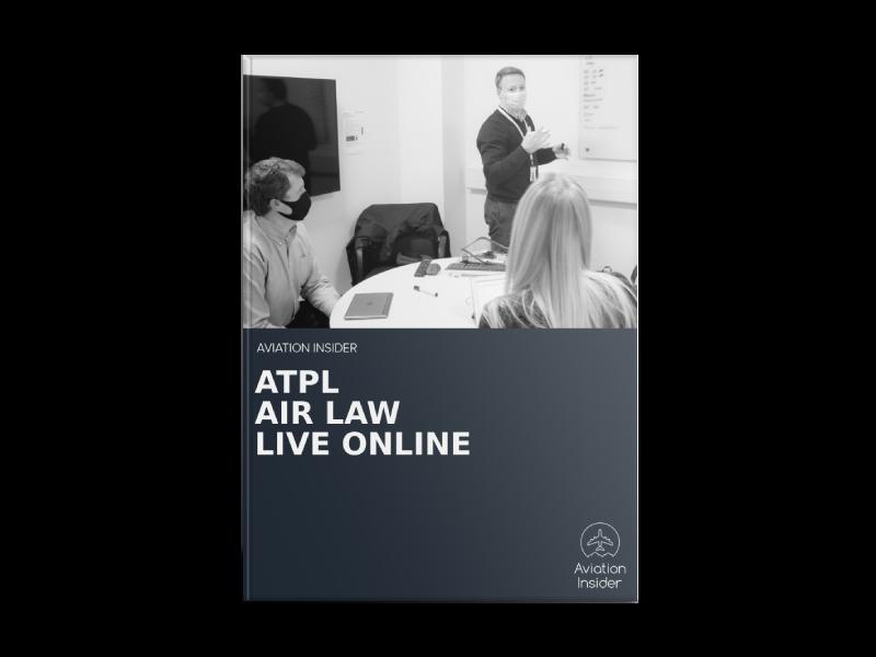 Air Law - ATPL Online Class