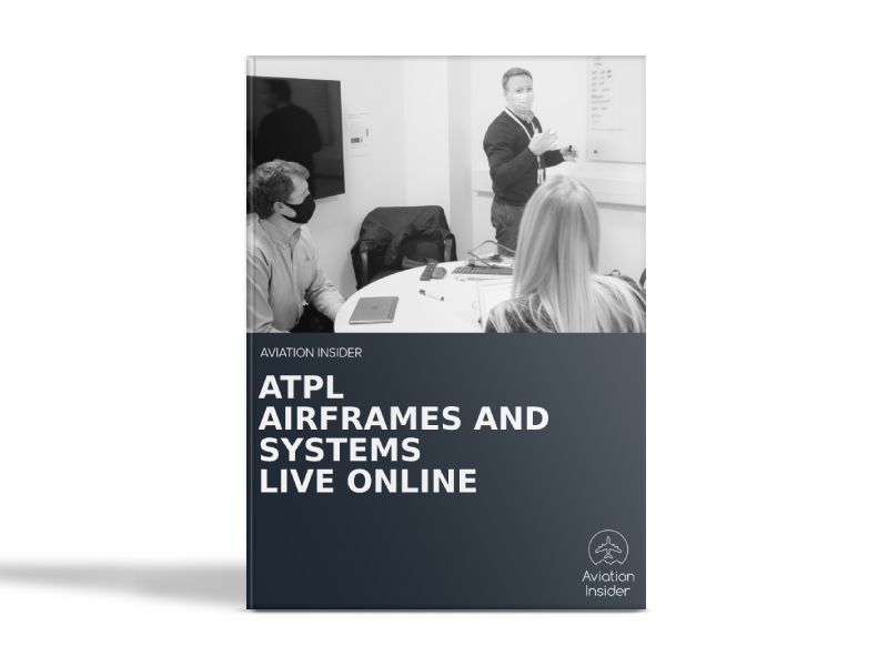 Airframes and Systems - ATPL Online Class