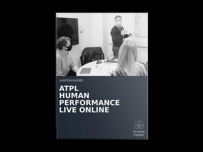 Human Performance - ATPL Online Class