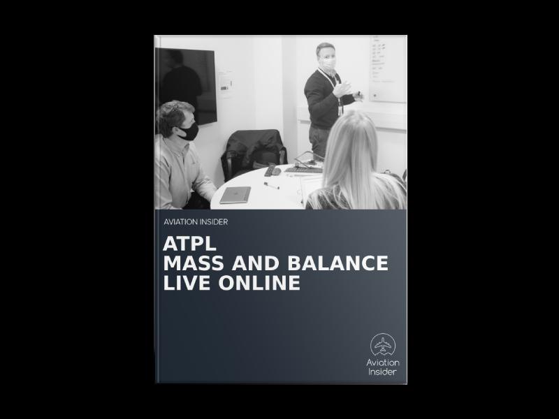 Mass and Balance - ATPL Online Class