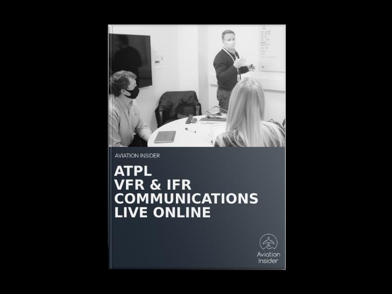 VFR & IFR Communication - ATPL Online Class