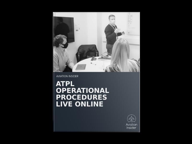 Operational Procedures - ATPL Online Class