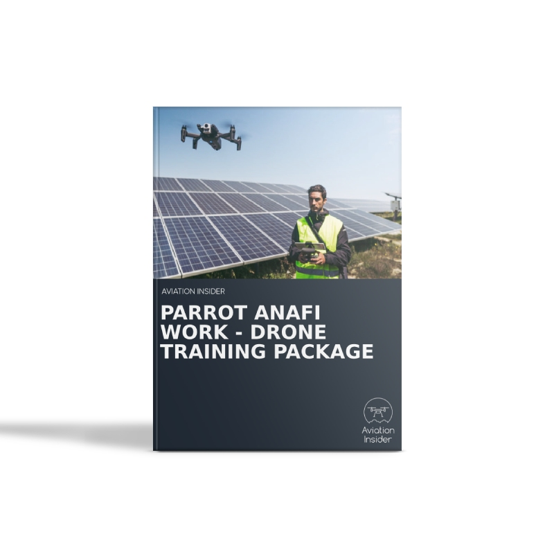 Parrot Anafi Work - Drone Training Package